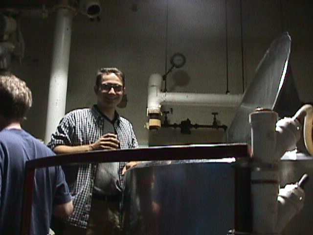 The James Page Brewery Tour (June 12, 1999 - BIYF II)