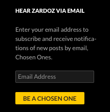Hear Zardoz via eMail