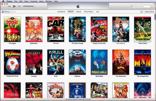 iTunes from Hell